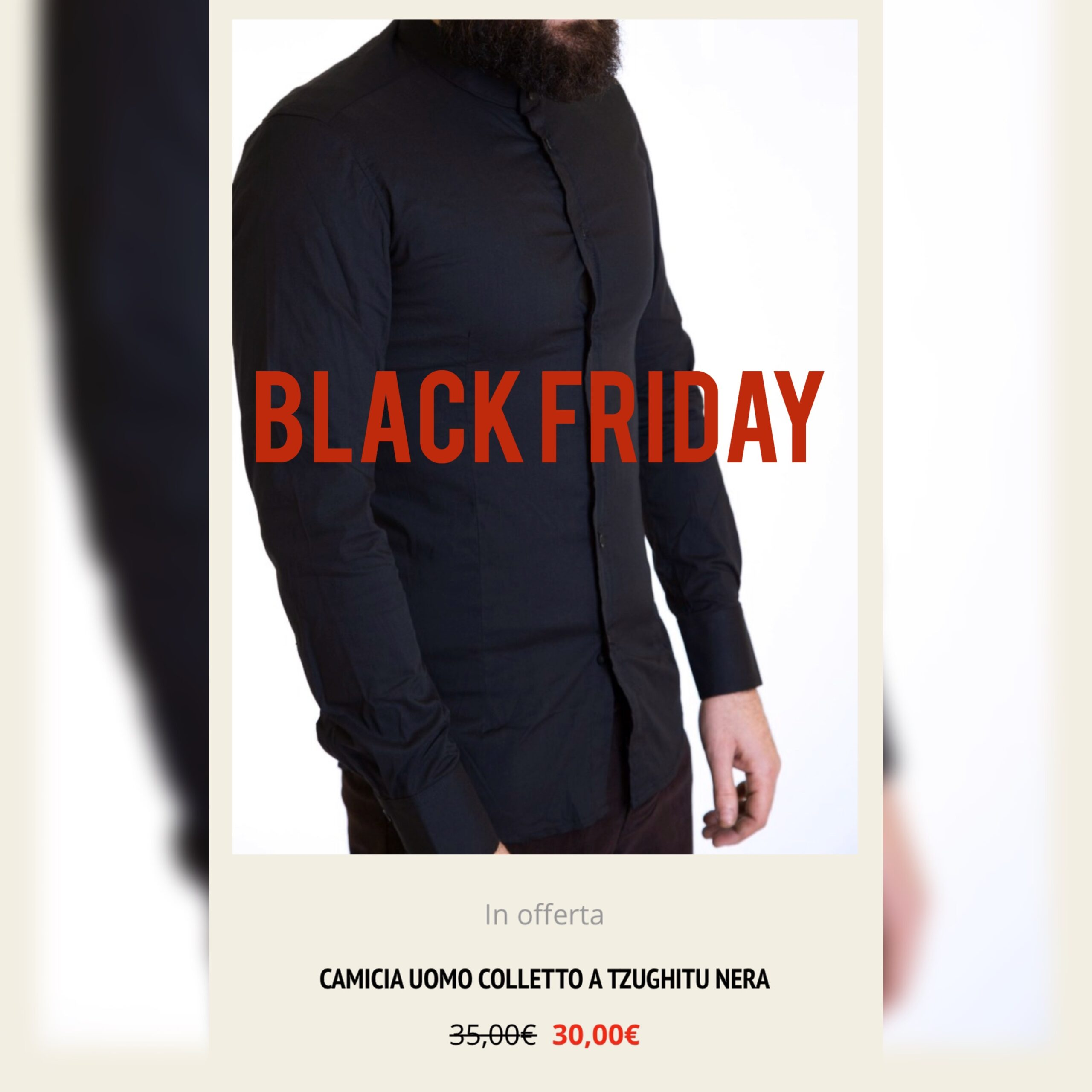 Black Friday?! Cosingius Friday