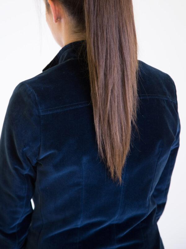 Giacca da donna a tzughitu blu