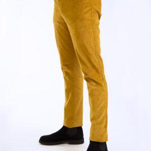 pantalone-sardo-velluto-liscio-senape