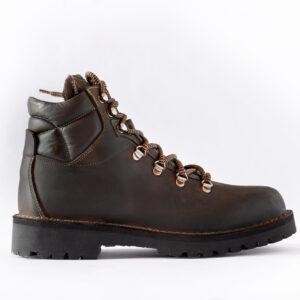 scarpe trekking marrone